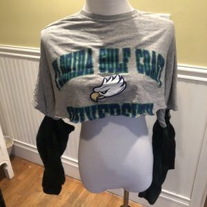 LF Cropped Shirt 😍